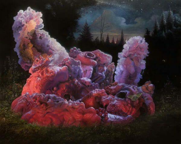 Adrian Cox - 'Lush Life: Reverie' @ Roq La Rue