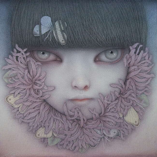 """Strong Boy"" by Atsuko Goto - LAX/LHR - Thinkspace x StolenSpace Gallery (London)"