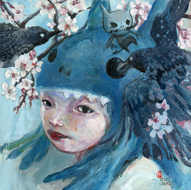 """""""Sotsugyou Omedetou"""" by Mari Inukai - LAX/LHR - Thinkspace x StolenSpace Gallery (London)"""