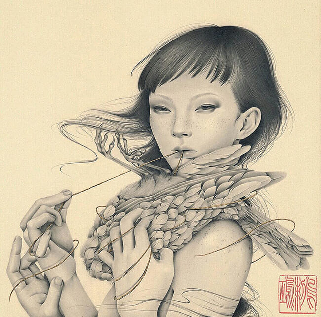 Atokatazuke by Ozabu - LAX/LHR - Thinkspace x StolenSpace Gallery (London)