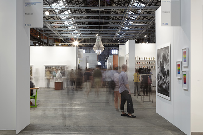 Sydney Contemporary Art Fair, Carriageworks