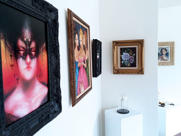 Victoriana @ Alexi Era Gallery - via beautiful.bizarre