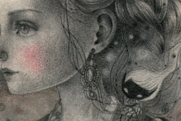 Ania Tomicka - Victoriana @ Alexi Era Gallery - via beautiful.bizarre