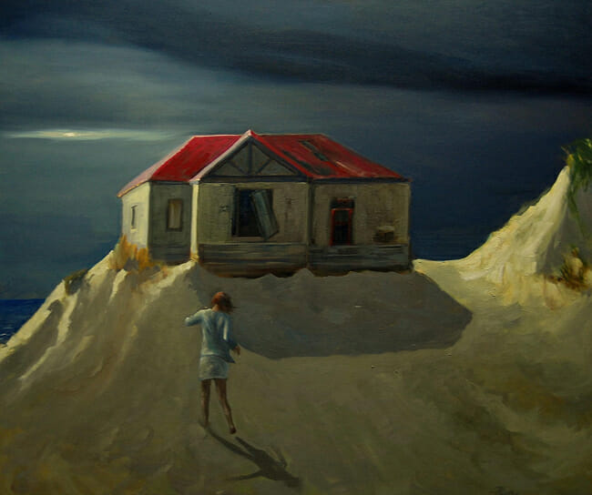 Jessica Watts - Low Light in the Dunes | In Search of Light @ 19Karen Contemporary Artspace - via beautiful.bizarre