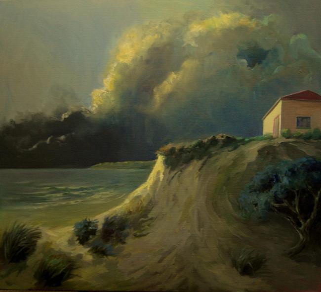 Jessica Watts - Dune House | In Search of Light @ 19Karen Contemporary Artspace - via beautiful.bizarre