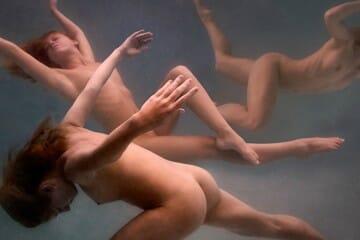 Flesh, Air, and Water @ Smash Gallery, San Francisco - via beautiful.bizarre