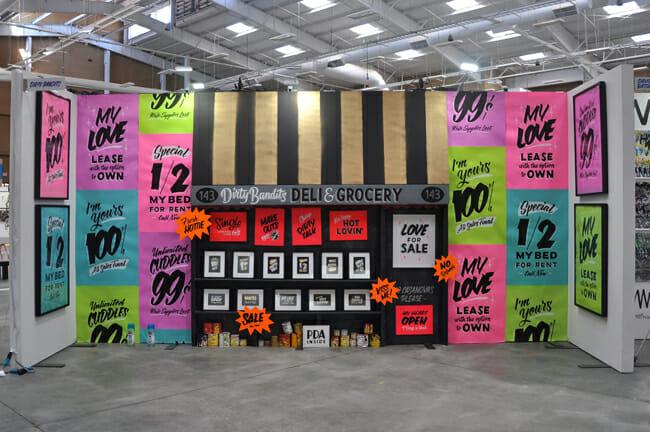 Dirty Bandits_Art Building Exhibit_Photo by Jason Wilson_BeautifulBizarre