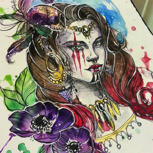 Joanne_Baker_Inked_Palette_beautifulbizarre