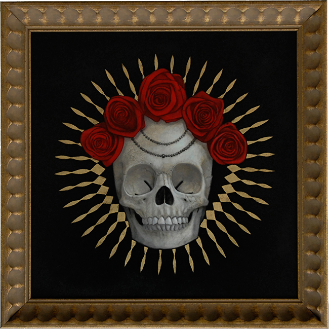 Bella Muerte by Scott Holloway @ Alexi Era Gallery - beautiful.bizarre