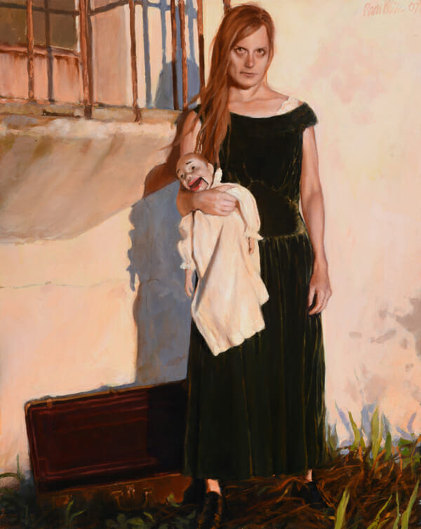 """Astrid of Bedlam"" by Pamela Wilson"