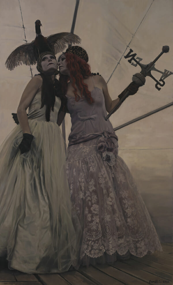"""""""Crestfallen Interlopers"""" by Pamela Wilson"""