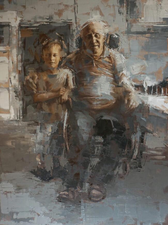 'Living and Dying' by Agnieszka Pilat - Smashing Into 2016 - Smashing Into 2016 @ Smash Gallery + LA Art Show via beautiful.bizarre