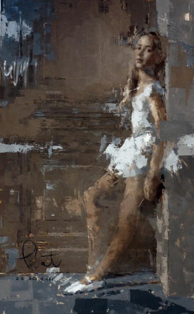 'The Pilgrim' by Agnieszka Pilat - Smashing Into 2016 Smashing Into 2016 @ Smash Gallery + LA Art Show via beautiful.bizarre