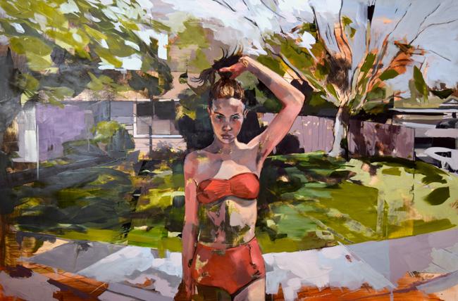 'Xanax and Coca Cola' by Jason Avery - Smashing Into 2016 @ Smash Gallery + LA Art Show