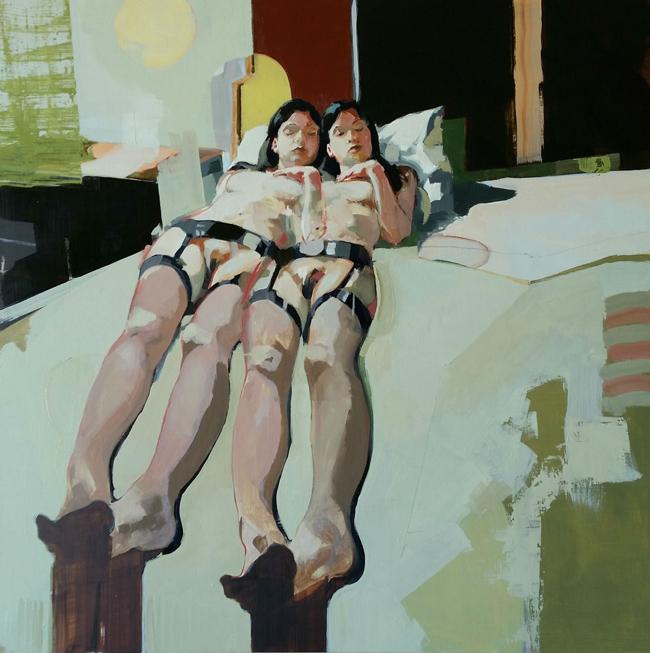 'Mitosis' by Jason Avery - Smash Gallery @ LA Art Show 2016