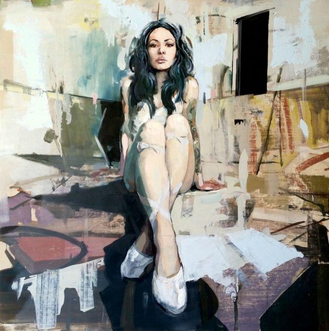 'Coda' by Jason Avery - Smash Gallery @ LA Art Show 2016