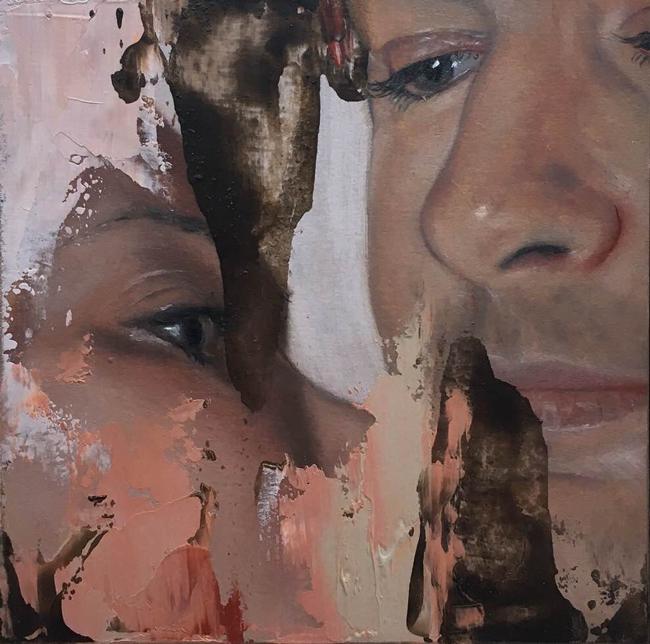 'Contained' by Meredith Marsone - Smashing Into 2016 Smashing Into 2016 @ Smash Gallery + LA Art Show via beautiful.bizarre