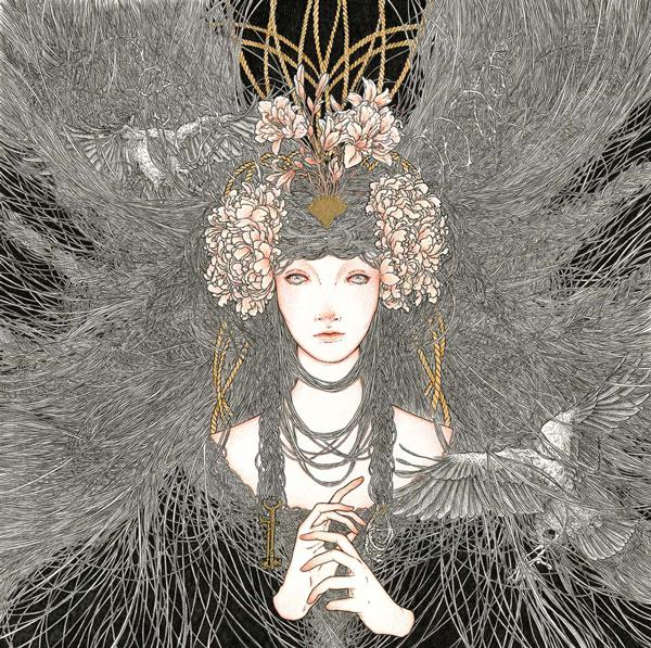 Andi Soto, 'Permanent State of Dream' @ Haven Gallery, Long Island, NY - via beautiful.bizarre