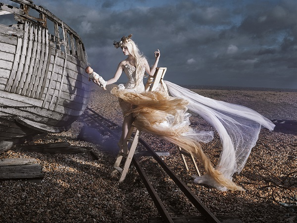rebecca bathory, fairy tale photography, grimms fairy tales