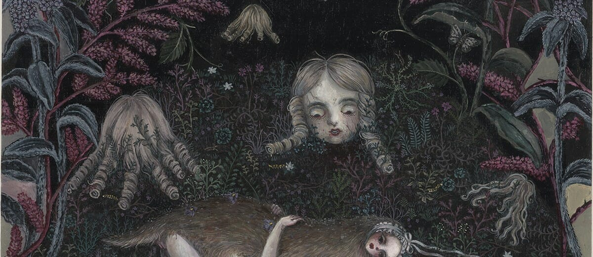 Risa Mehmet's Exquisitely Grotesque Fairytales