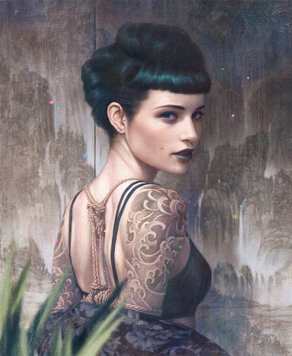 Tom-Bagshaw---Deeper-Water