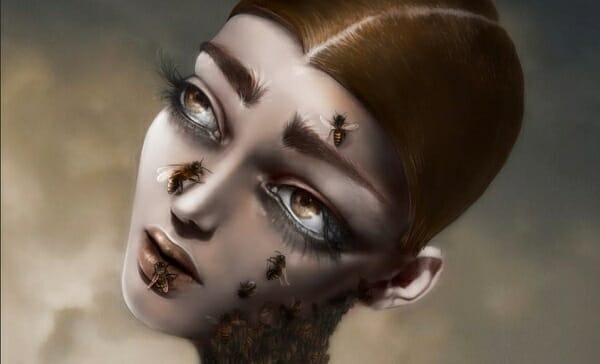 antonio_Lorente_Hunter_bee_beautiful_bizarre