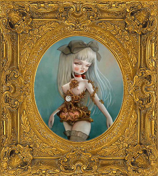 "Kukula, ""Pendule A Musique Fig. 97"", Huntington Epidemic - Haven Gallery @ Scope New York 2016 via beautiful.bizarre"