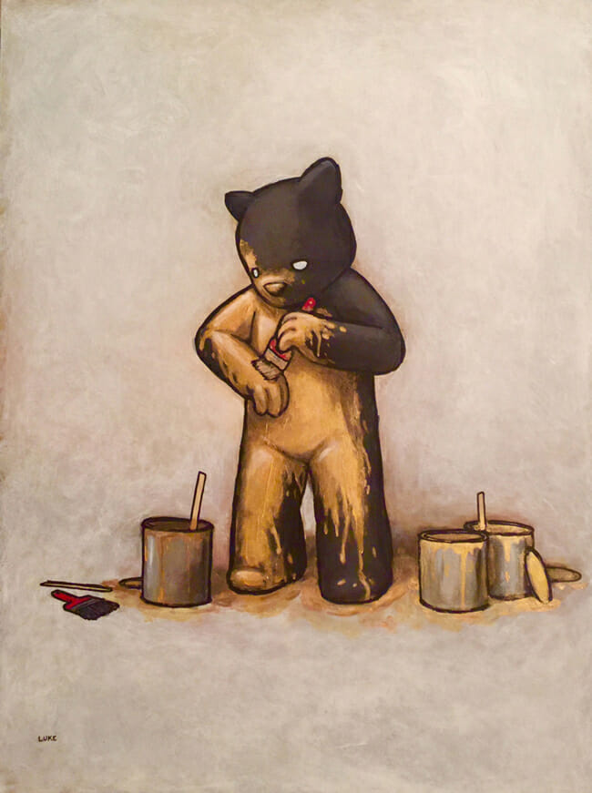 """Fool's Gold"" by Luke Chueh 