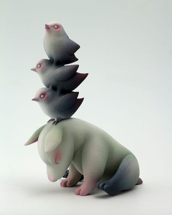 Contemporary_Surrealist_Sculpture_Erika_Sanada_beautifulbizarre_006