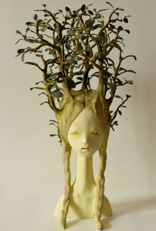 Contemporary_Surrealist_Sculpture_Yui_Ishibari_beautifulbizarre_014