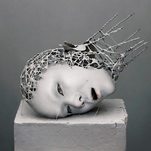 Contemporary_Surrealist_Sculpture_Yuichi_Ikehata_beautifulbizarre_016