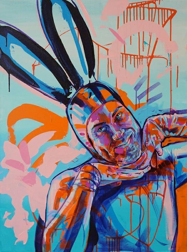 Tracy Piper_ Scotty The Blue Bunny_beautifulbizarre_16