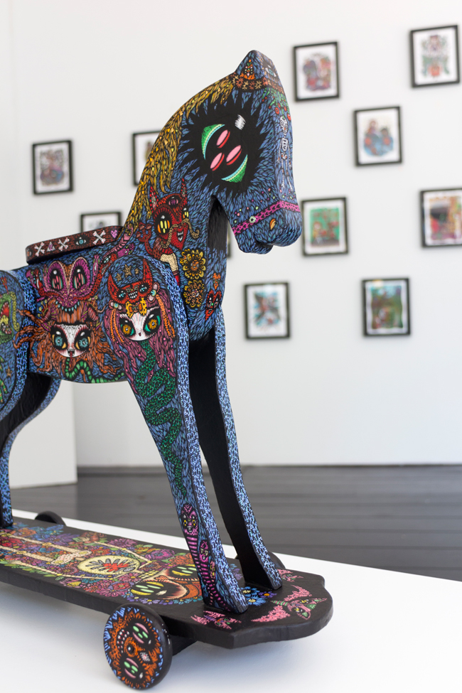 Ciou: A Journey Into Fantasy @ Kochxbos Gallery - beautiful.bizarre