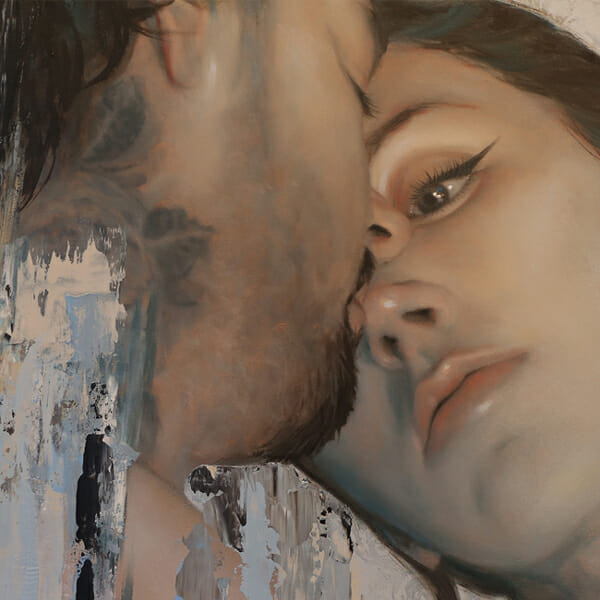 Meredith Marsone: Abstracted Love @ Friends of Leon - beautiful.bizarre