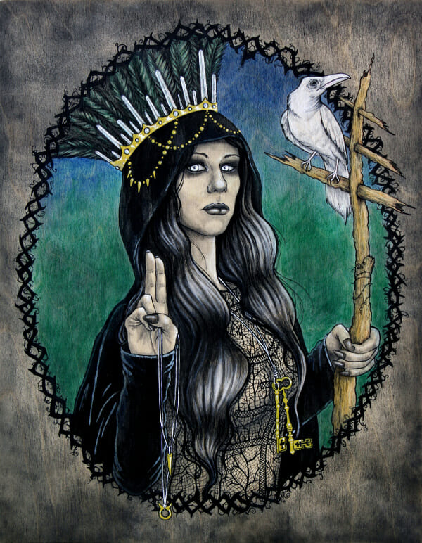 Heather_Rose_Corvidae_Collective_Beautiful_Bizarre