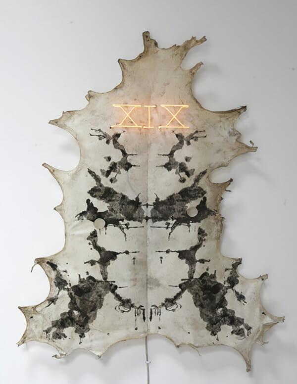 Neon Sculptor Meryl Pataky