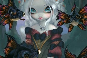 jasmine becket-griffith, strangeling, jasmine becket griffith
