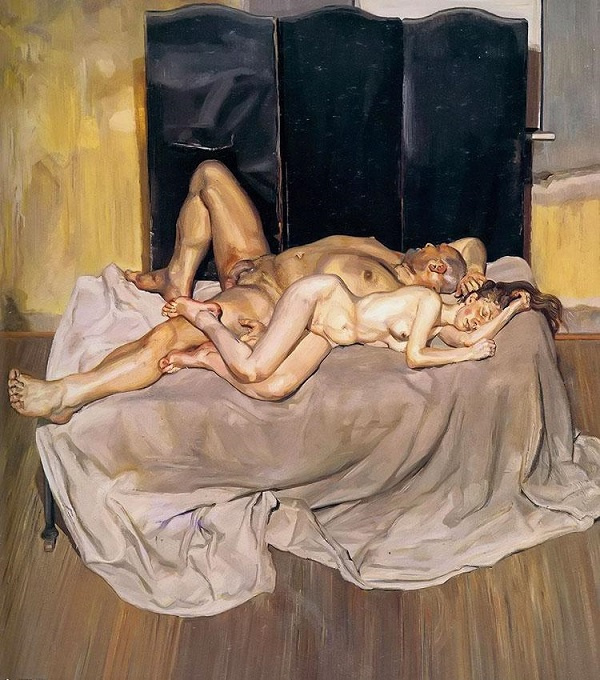 lucian freud bridegroom_beautifulbizarre_03