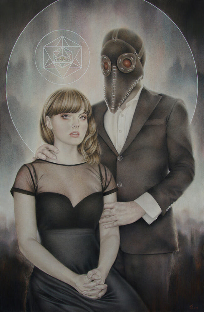 Beautiful Bizarre: Sandra Ovenden