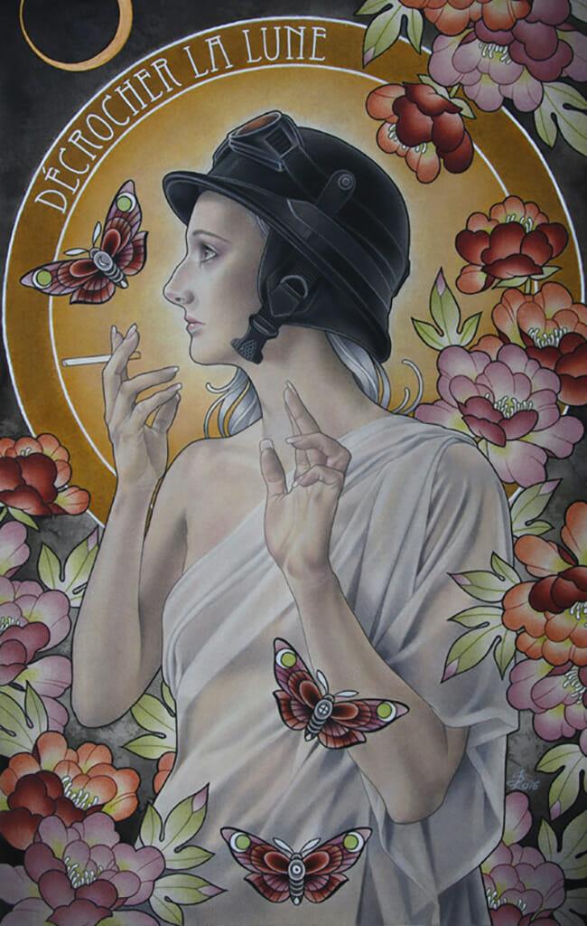 Beautiful Bizarre: Sandra Ovenden