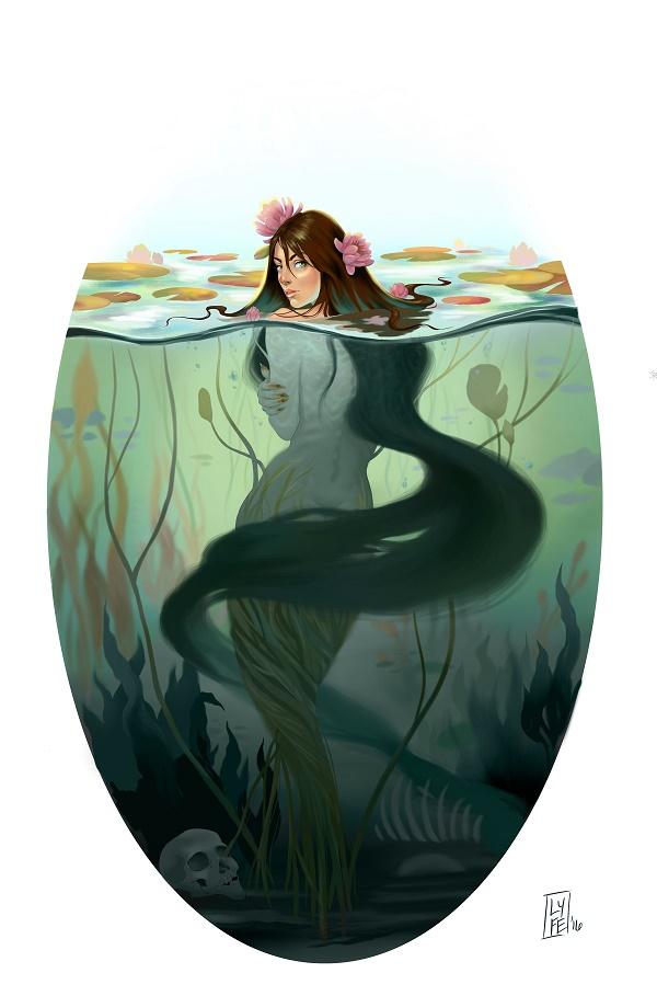 lydia fenwick, lyfe illustration