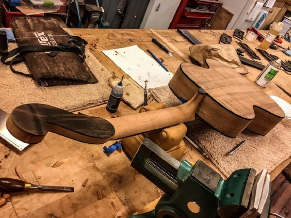 shad lea guitars