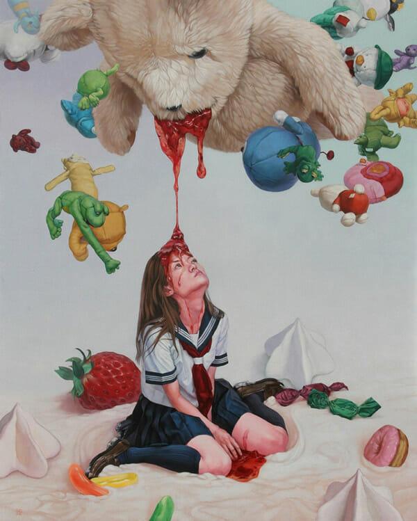 Bitter | Sweet @ 19 Karen: An Interview with Kazuhiro Hori - via beautiful.bizarre