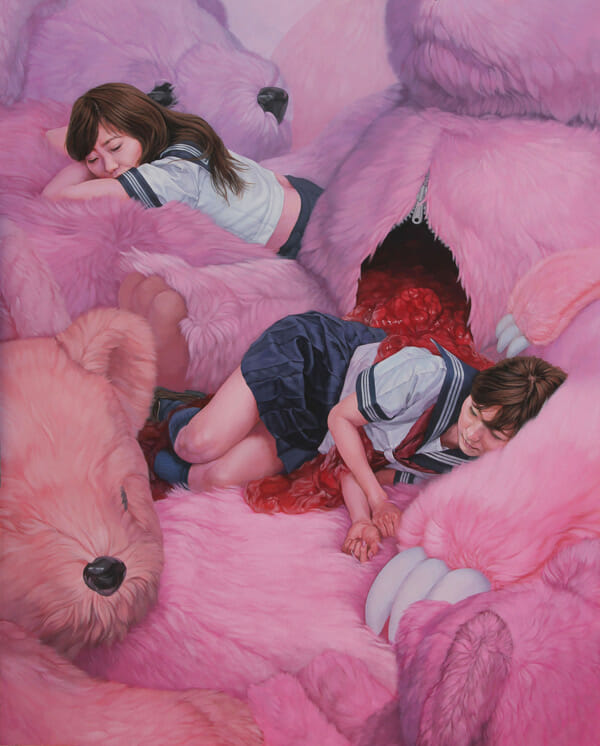 Bitter | Sweet @ 19 Karen: An Interview with Kazuhiro Hori - via beautiful.bizarre