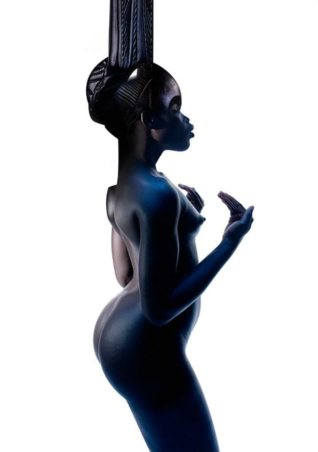 Beautiful Bizarre: Ingrid Baars