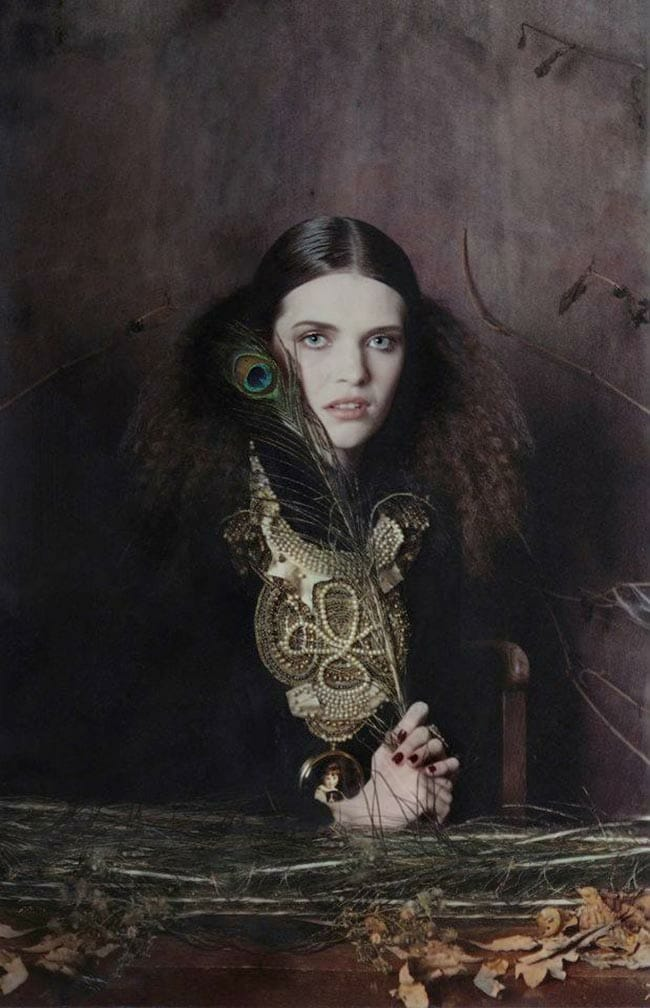 Beautiful Bizarre: Katie Eleanor