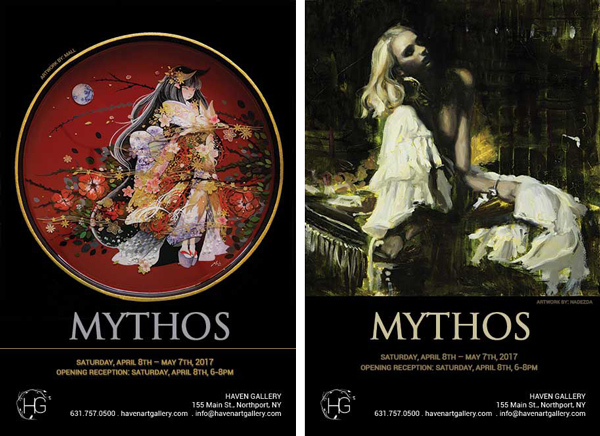 Mythos @ Haven Gallery