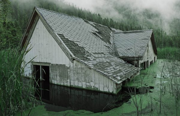 Kyle Thompson Ghost Town House