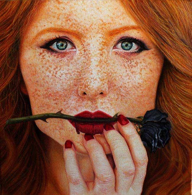 Beautiful Bizarre: Donatella Marcatajo