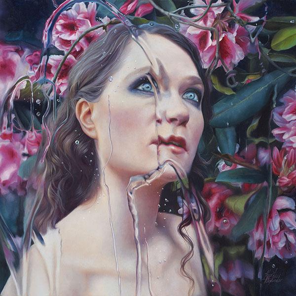 Kari-Lise Alexander's As We Are piece.